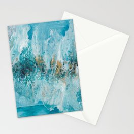 Storm Over Ocean 1 Stationery Cards