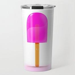 Pink Iced Lolly Travel Mug