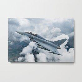 Eurofighter Metal Print