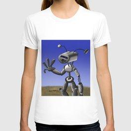 Mr Robo T-shirt