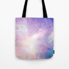 World Above Tote Bag