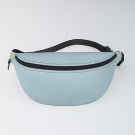 Tropical Waters Blue Fanny Pack