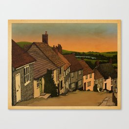 Daybreak Canvas Print
