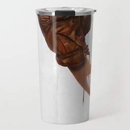 Raging (Wordless) Travel Mug