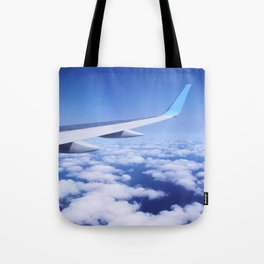 Inflight Entertainment Tote Bag