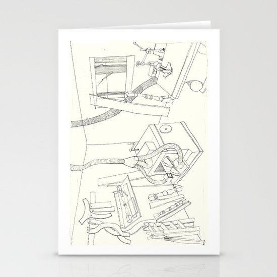 la mueblería de sigfredo Stationery Cards