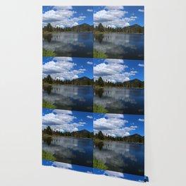 Sprague Lake Reflection Wallpaper
