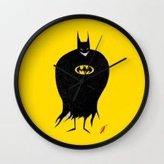 The Bat Creep Wall Clock