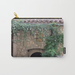 stone and flowers Carry-All Pouch