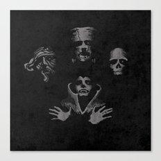 Halloqueen Canvas Print