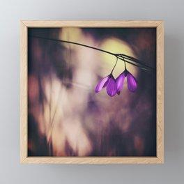 Hidden Treasures Framed Mini Art Print