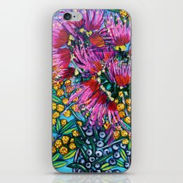 Australian Flora iPhone Skin