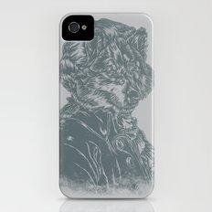 Wolf Amadeus Mozart Slim Case iPhone (4, 4s)