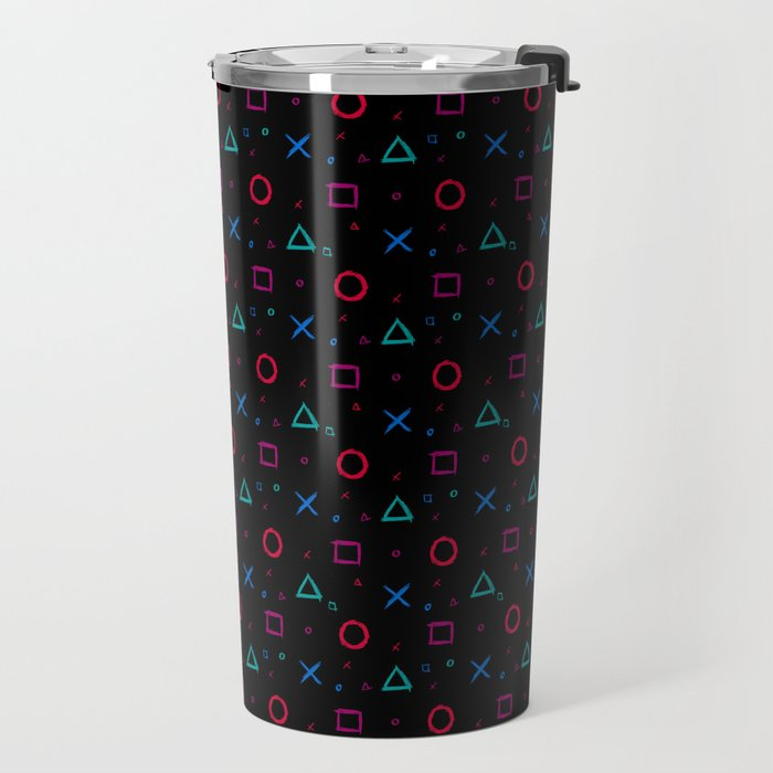 Play Now! Travel Mug