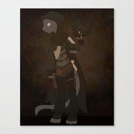 Korat Canvas Print