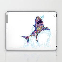 The Great White Laptop & iPad Skin