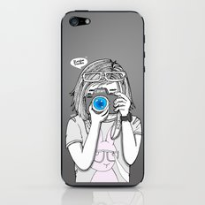True Lens - Special Edition iPhone & iPod Skin