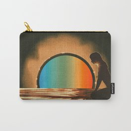 Sunset meditate Carry-All Pouch