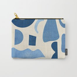 Abstract Shapes 38 Carry-All Pouch