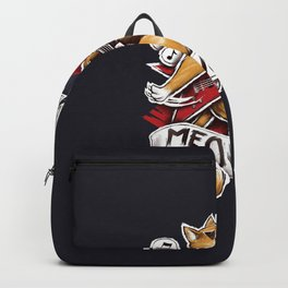 Meowsic Backpack