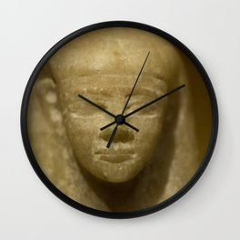 Canopic Jar Wall Clock