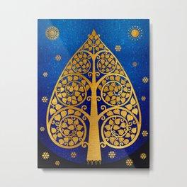Bodhi Tree0503 Metal Print