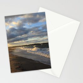 Stormy Ocean Stationery Cards