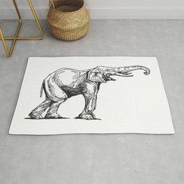 Elephant Elefante Rug