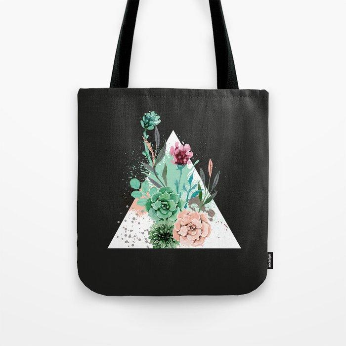 Suculetas Zen Tote Bag
