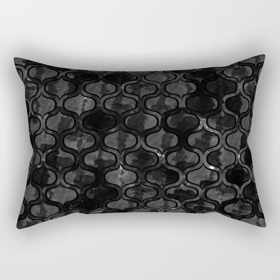 Abstract 47 Rectangular Pillow
