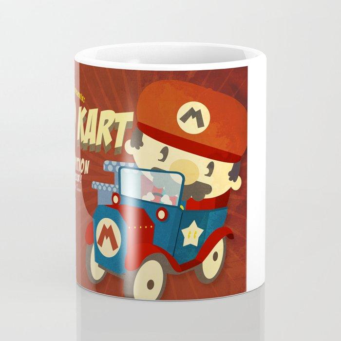 mario kart vintage Coffee Mug