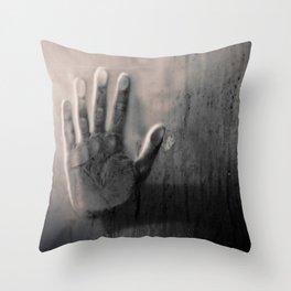 transpire Throw Pillow