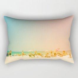 Life in the Sun Rectangular Pillow