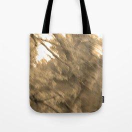 Treeage I - Sepia Tote Bag