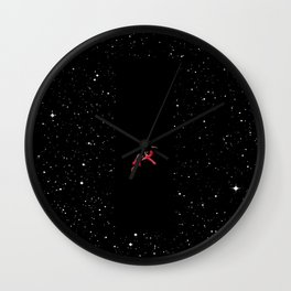 2001 - A space odyssey Wall Clock