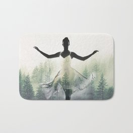 Forest Dancer Bath Mat