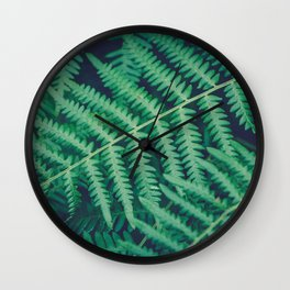 Natural patterns Wall Clock