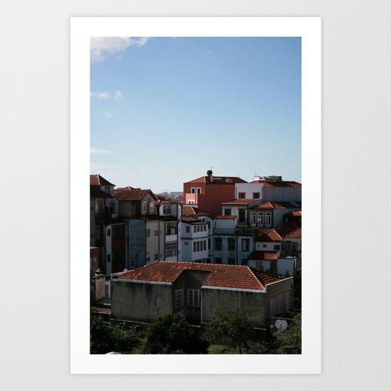 Porto Portugal  Art Print