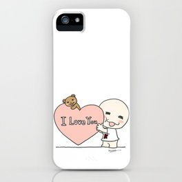 K Young-LOVE iPhone Case