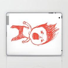 Angry Guy Laptop & iPad Skin