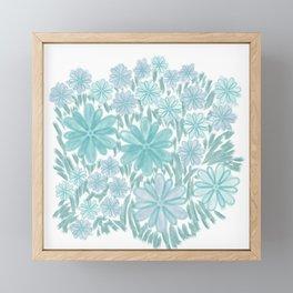 The Garden Framed Mini Art Print