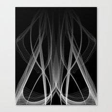 Datadoodle Canvas Print