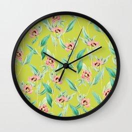 Prosper #society6 #decor #buyart Wall Clock