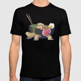 Ramen tortoise T-shirt