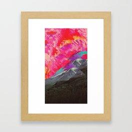 ctrÿrd Framed Art Print