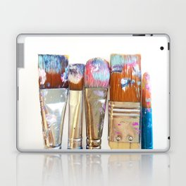 Five Paintbrushes Minimalist Photography Laptop & iPad Skin
