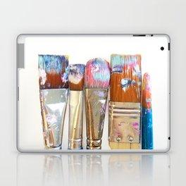 Five Paintbrushes Minimalist Photography Laptop & iPad Skin