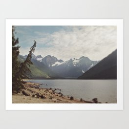 Landscape Vintage Photography | Wilderness art | Rustic Wall Art | Cottage Decor Art Print