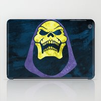 skeletor iPad Cases featuring Skeletor by Some_Designs