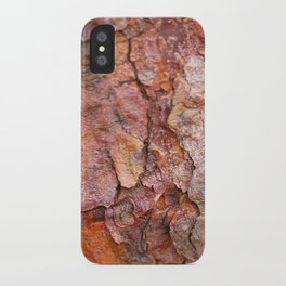 Arboretum Bark iPhone Case